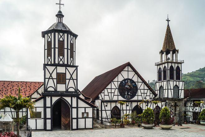 Saint Martin's Church (La Iglesia de San Martin), La Colonia Tovar, Venezuela