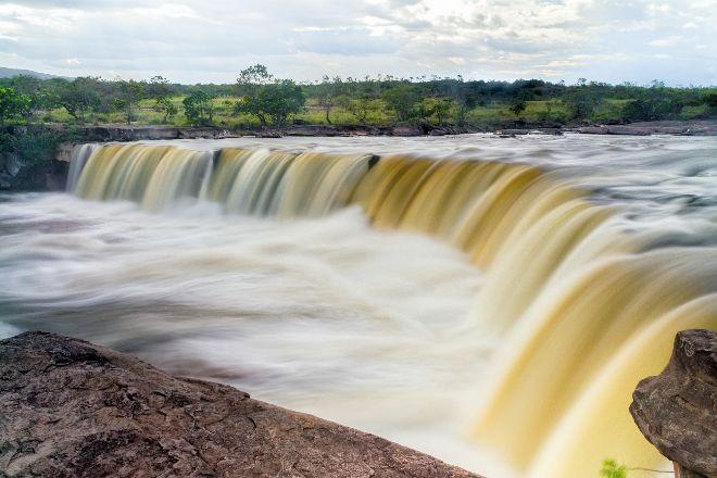 Yurani Falls, Canaima National Park, Venezuela