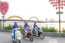 Danang Aodai Ridertour, Da Nang, Vietnam