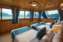 La Paci Cruises, Halong Bay, Vietnam