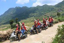 Motorbike Tours Hanoi, Hanoi, Vietnam