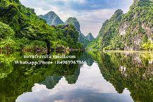 Novn Travel, Halong Bay, Vietnam