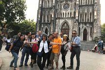 Up Travel Vietnam, Hanoi, Vietnam