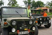 Vietnam Jeep Tour