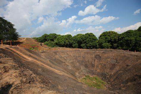 A1 Hill, Dien Bien Phu, Vietnam