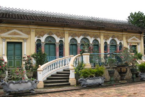 Binh Thuy ancient house, Can Tho, Vietnam