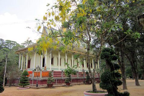 Hang Pagoda, Thị Tran Chau Thanh, Vietnam