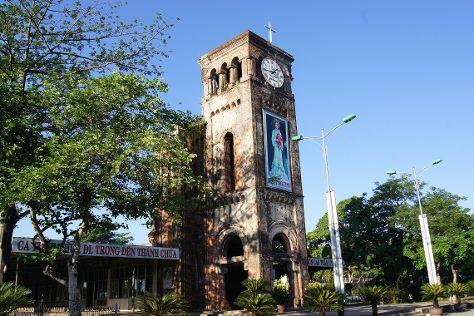 La Vang Church, Quang Tri Province, Vietnam