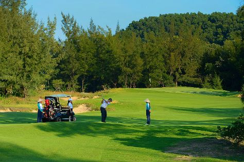 Laguna Golf Lang Co, Cu Du, Vietnam