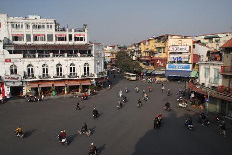 Old Quarter, Hanoi, Vietnam
