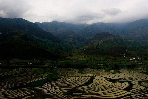 Tu Le Valley, Van Chan District, Vietnam