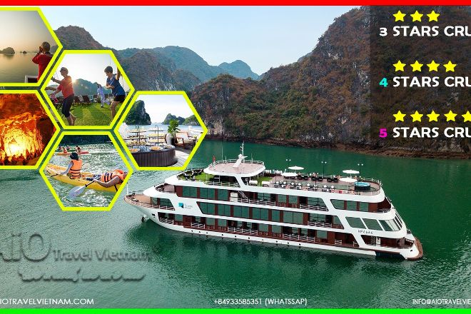 Aio Travel Vietnam, Hanoi, Vietnam