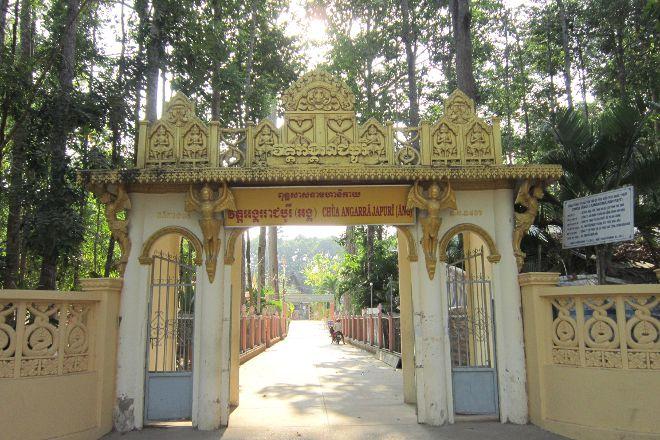 Ang Pagoda, Tra Vinh, Vietnam