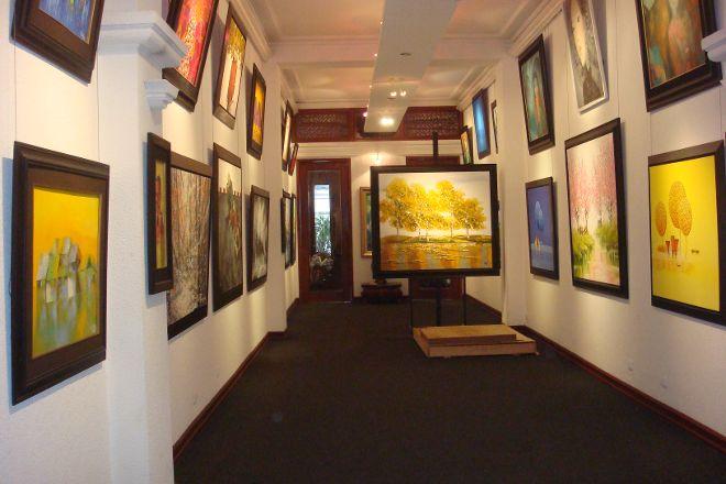 Apricot Gallery, Hanoi, Vietnam