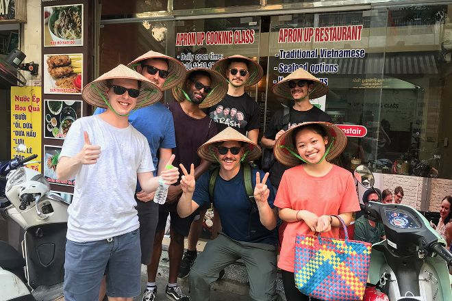 Apron Up Cooking Class, Hanoi, Vietnam