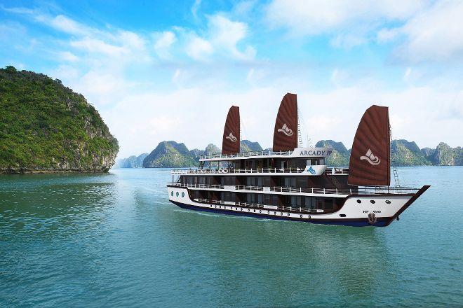 Arcady Cruise, Hanoi, Vietnam