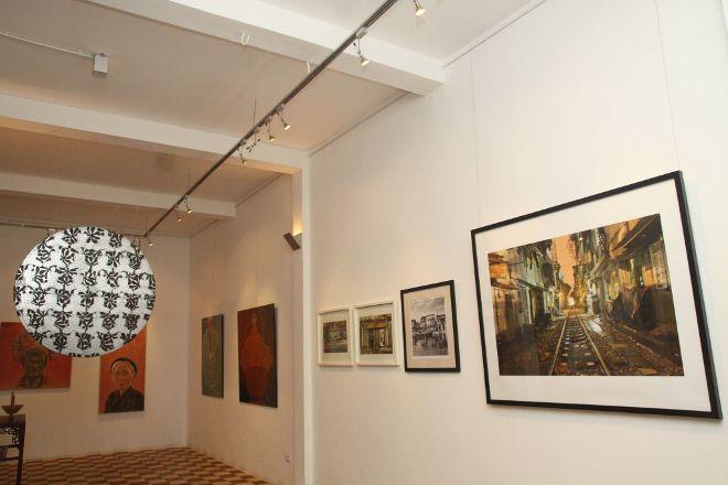 Art Vietnam Gallery, Hanoi, Vietnam