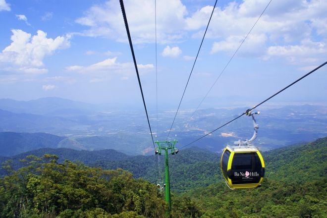 Ba Na Hills SunWorld, Da Nang, Vietnam