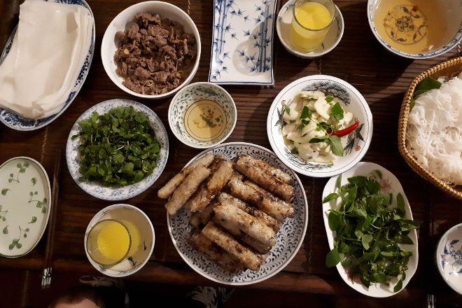 Basil Cooking Club, Hanoi, Vietnam