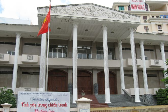 Can Tho Museum, Can Tho, Vietnam