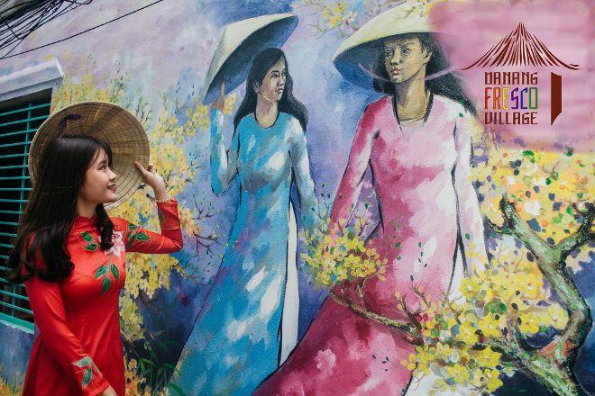Da Nang Fresco Village, Da Nang, Vietnam