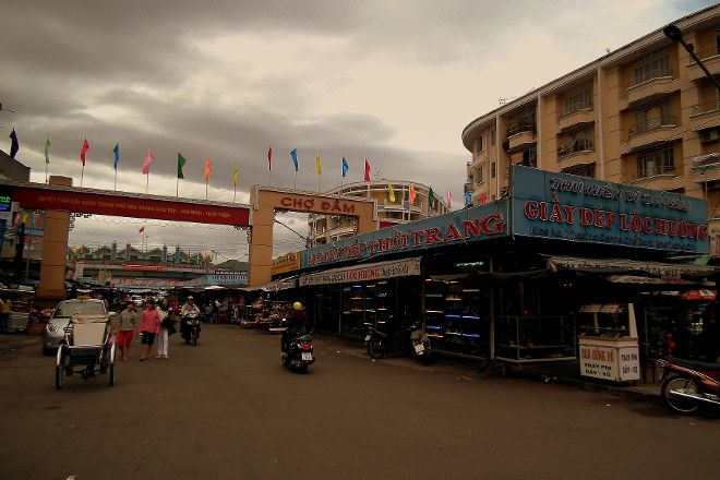 Dam Market, Nha Trang, Vietnam