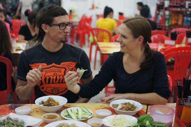 Danang Backstreet Food Tour, Da Nang, Vietnam