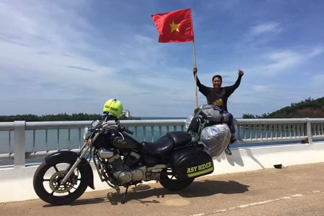 Easyrider Da Nang Motorbike Tour, Da Nang, Vietnam