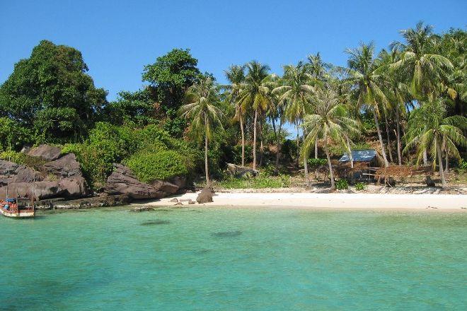 Fingernail Island, Phu Quoc Island, Vietnam