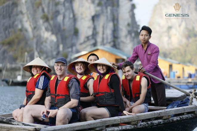 Genesis Cruises, Halong Bay, Vietnam