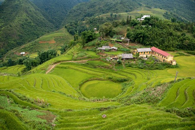 Giang Ta Chai Village, Sapa, Vietnam