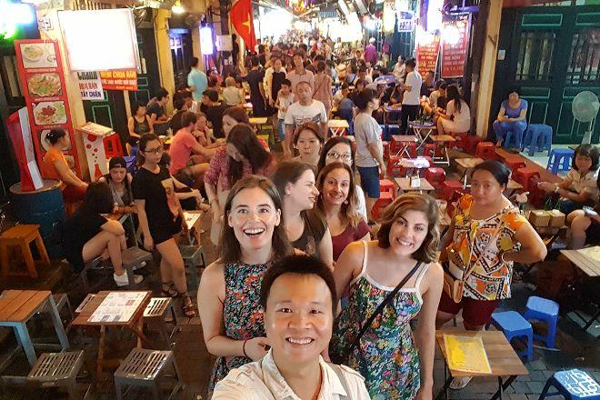 HA Food Tours, Hanoi, Vietnam