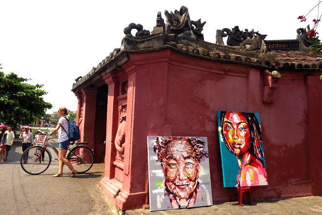 Ha Ha - Art In Everything, Hoi An, Vietnam