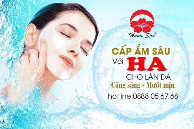 Hana Spa, Hanoi, Vietnam