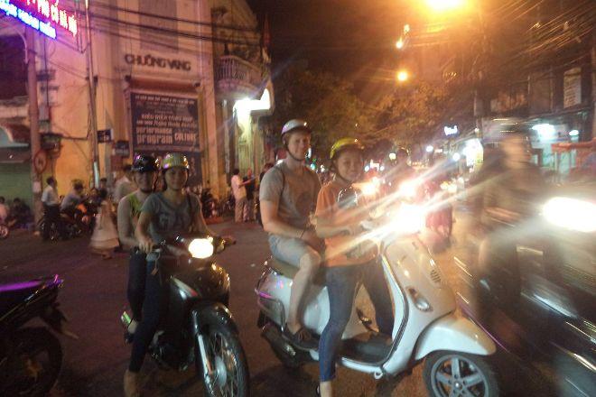 Hanoi Motorbike Street Foods - Day Tours, Hanoi, Vietnam