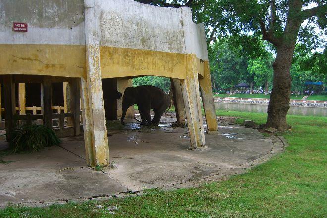 Hanoi Zoological Gardens, Hanoi, Vietnam
