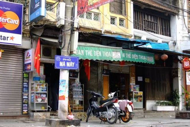 Hanoia Ma May, Hanoi, Vietnam