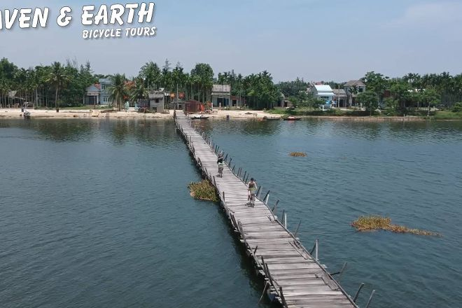 Heaven and Earth Bicycle Tours, Hoi An, Vietnam