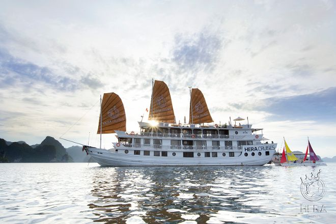 Hera Cruise - Private Day Cruise, Tuan Chau Island, Vietnam
