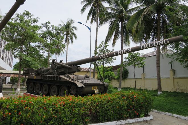 Ho Chi Minh and the Fifth Military Zone Museum, Da Nang, Vietnam