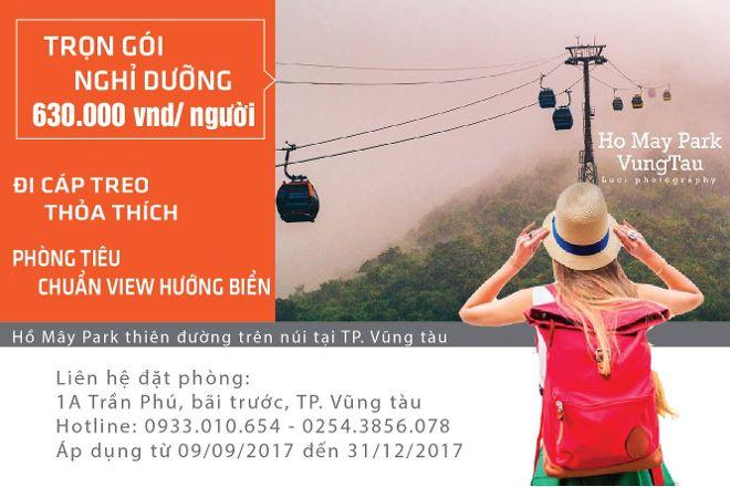 Ho May Park, Vung Tau, Vietnam