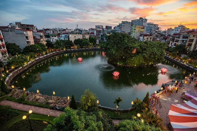 Ho Van - Van Mieu, Hanoi, Vietnam