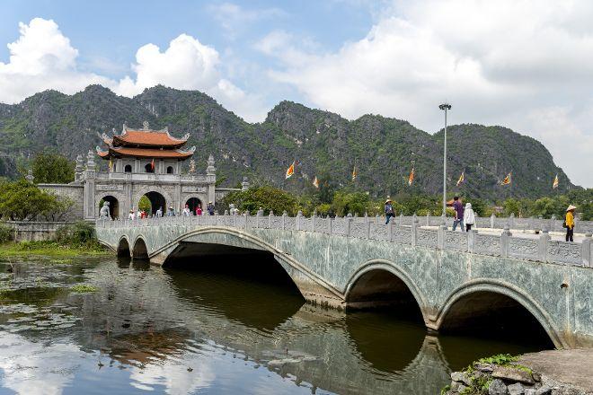 Hoa Lu Temple, Ninh Binh, Vietnam