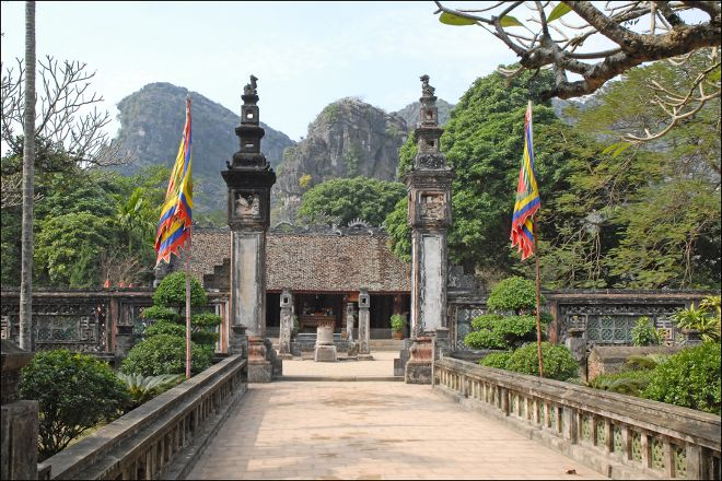 Hoa Lu Temples of the Dinh & Le Dynasties, Ninh Binh, Vietnam