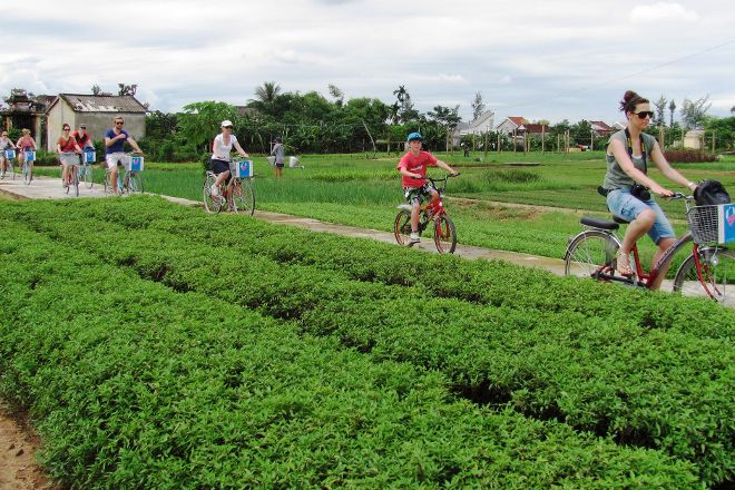 Hoi An Love of Life Bicycle Tours, Hoi An, Vietnam