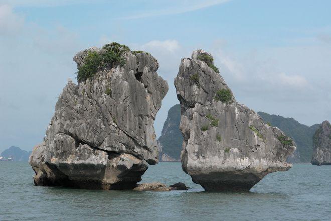 Hon Ga Choi Island, Halong Bay, Vietnam
