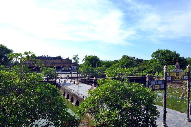 Hue Royal Palace, Hue, Vietnam