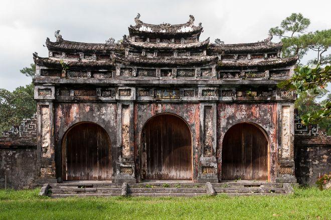 Hue Temple, Hue, Vietnam