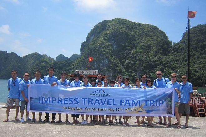 Impress Travel, Hanoi, Vietnam