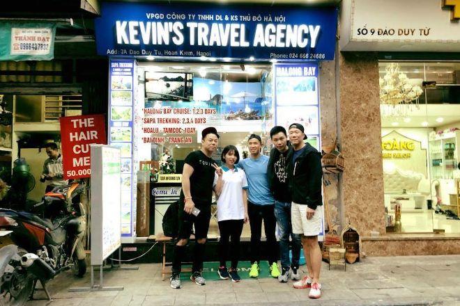 Kevin's Travel, Hanoi, Vietnam